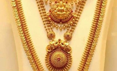 Inspired By The Gold Coins And Royalty Of Rich South Indian Heritage And Now Your Favorite Evergreen J Beautiful Gold Necklaces Temple Jewellery Jewelry Design,Creative Logo Design Ideas For Graphic Designers Png