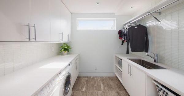 w scheraum einrichten harmonie ordnung ger umig eng lang arbeitsplatte ideen rund ums haus. Black Bedroom Furniture Sets. Home Design Ideas