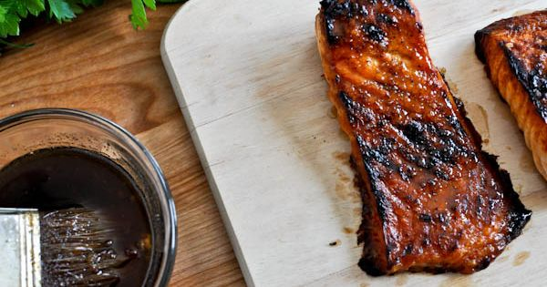 how to make honey bourbon glaze