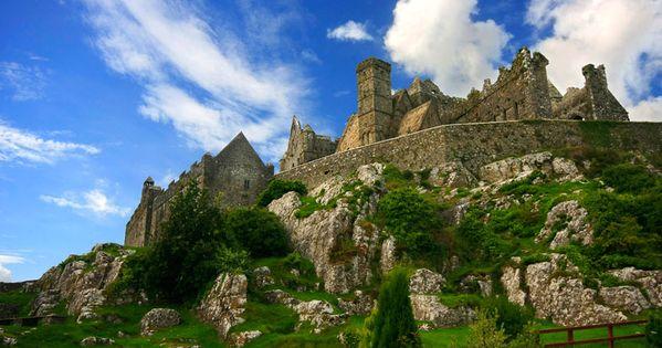 ancient Ireland road trip, LP