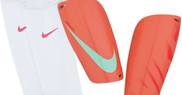 Nike Mercurial Lite 2012 2013 Shin Guard Slip Shield Coral Pink Teal Green In 2020 Soccer Boots Soccer Accessories Soccer Outfits