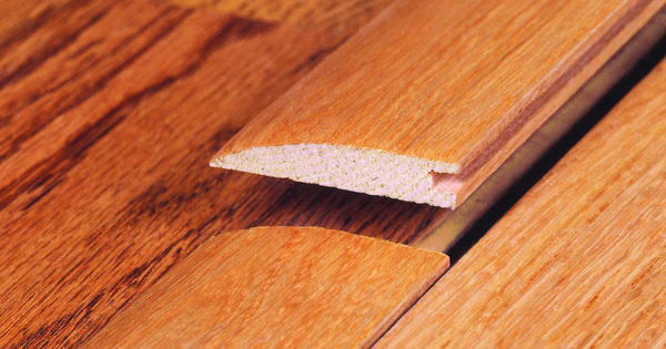 Flush And Overlap Reducers Allow For Smooth Transitions Between Floors Of Different Heights Perfect For Co Wood Floors Wide Plank Artistic Finishes Pecan Wood