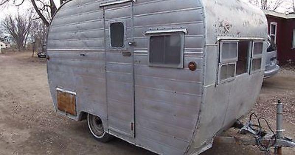 Bluebird Sportsman Vintage Caravans