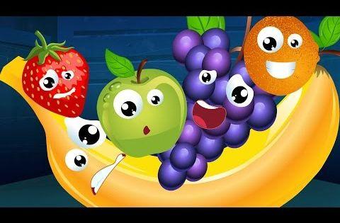 Fruit Song Fruits Truck For Children Preschoolers To