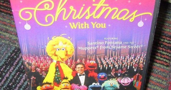 KEEP CHRISTMAS WITH YOU MORMON TABERNACLE CHOIR + SESAME STREET ...