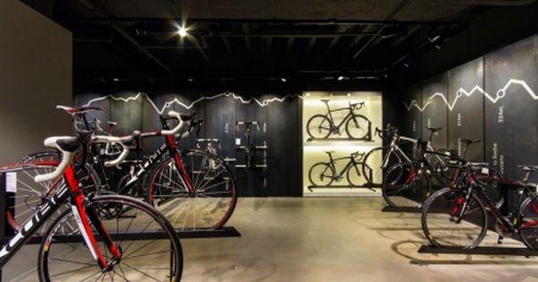 Life Cycle Bicycle Store Bike Room Bicycle Shop