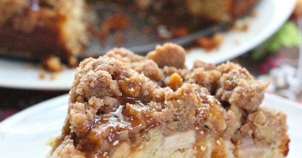 Apple Caramel Coffee Cake by eategood4life I love coffe cake!!!