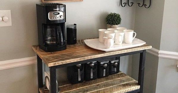 Make Your Own Coffee Bar This Weekend | Coffee, Bar and ...