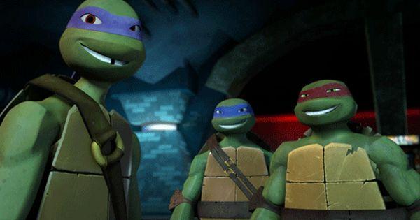 Animated Gif Tmnt Ninja Turtles Art Tmnt Leo