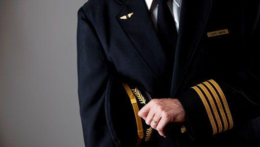 Commercial Pilot Uniform Commercial Pilot Airline Pilot