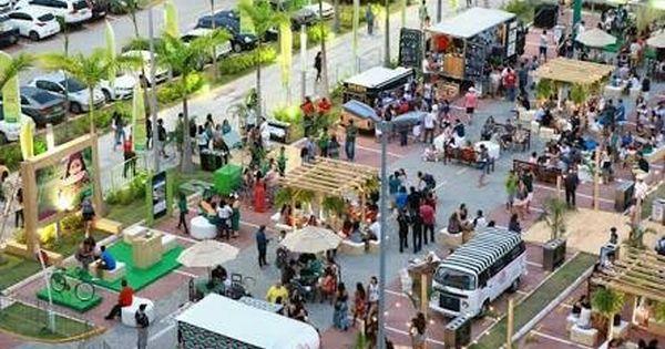 Pin De Rika Kristina Em Food Parks Projeto Urbano Arquitetura Edificacao