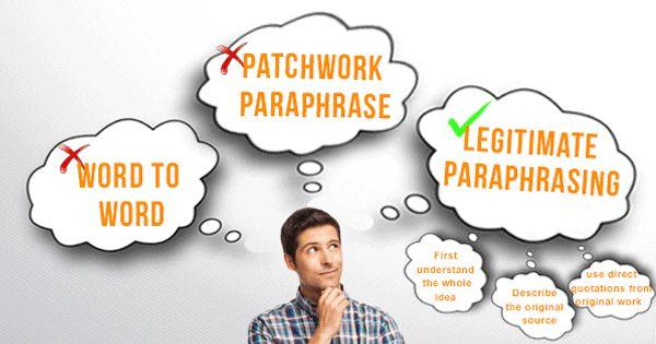 essay paraphrasing service