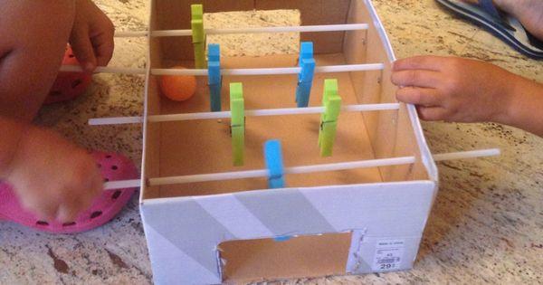 Giochi semplici per bambini pi con - Costruire un portagioie ...
