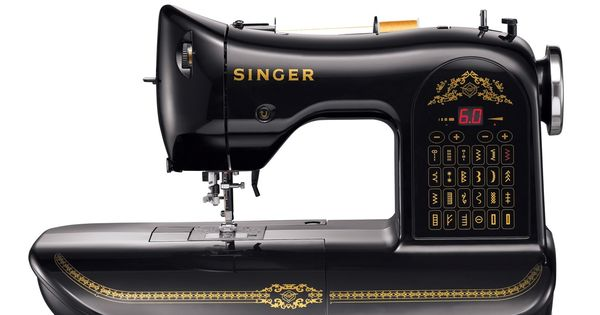 SINGER 160 Anniversary Limited Edition Computerized Sewing Machine Singer sewing sewingmachine -