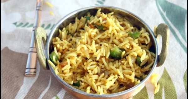 Simple and Rice on Pinterest
