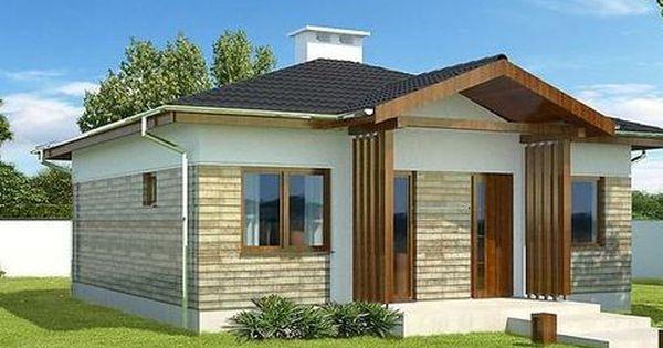 Modelos de porches para casas pequenas modernas casas y aptos pinterest casas peque as - Casas modernas prefabricadas ...