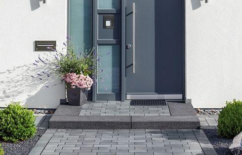 belpasso grigio brillant hauseingang home pinterest hauseingang eingang und einfahrt. Black Bedroom Furniture Sets. Home Design Ideas