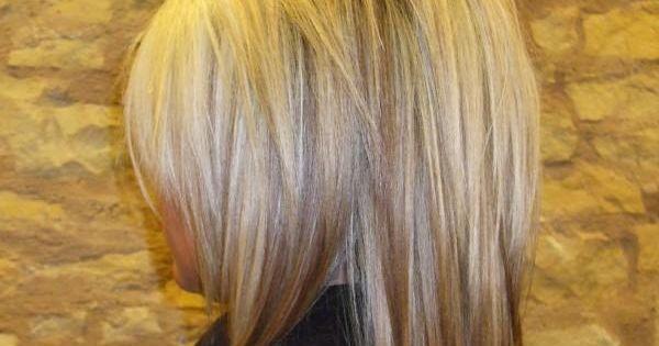 Haircut by Rachel Borsodi at Namaste Salon in Wheaton, IL