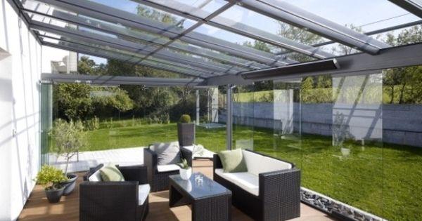 Terrassenüberdachung Selber Bauen-sonnenschutz | Ideen Rund Ums ... Bioklimatische Terrassenuberdachungen Biossun
