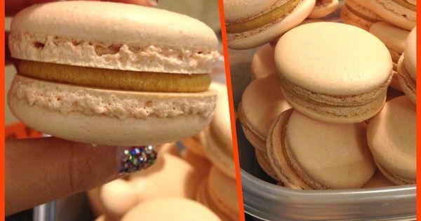 Macaron recipe, Meringue and Italian on Pinterest