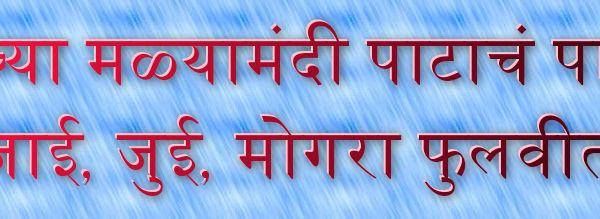Untitled In 2020 Lyrics Marathi Song Songs