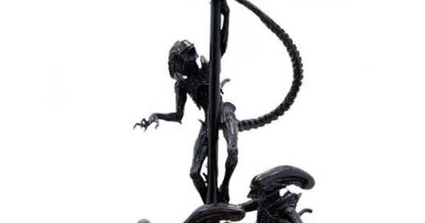 Xenomorph Table Lamp By Evil Robot Designs Http