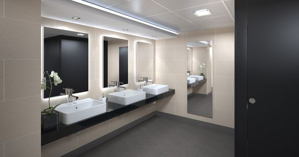 Commercial Bathroom Ideas Commercial Bathroom Lights In