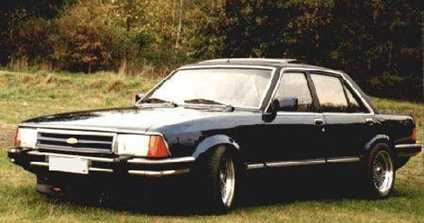 Ford Granada Ghia Ford Granada Granada Classic Cars