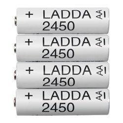 Ladda Pile Rechargeable Hr6 Aa 1 2v Ikea Canada Ikea Pile Rechargeable Ikea La Pile