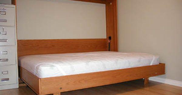 Diy Horizontal Murphy Bed Plans Building Pdf Plans Bench Plane Horizontal Murphy Bed Modern Murphy Beds Murphy Bed Diy