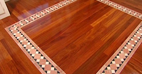 How To Install A Mixed Media Floor Tile Flooring