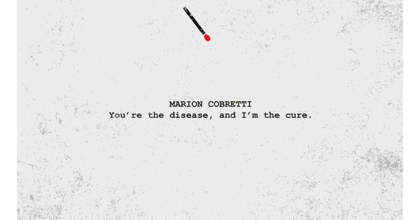 Cobra (1986) ~ Minimal Movie Quote Poster by Dope Prints # ...
