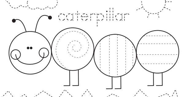 Freebie Caterpillar Worksheet.pdf - Google Drive | ~ Unit 6 ...
