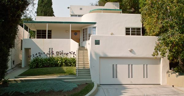 house by milton black los angeles outdoor areas
