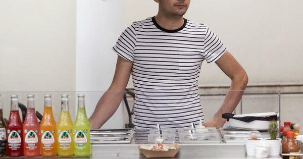 The taco guy Bad Dutch- Good Food ;-) Antwerp