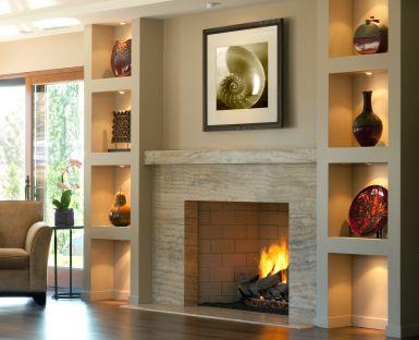 Das Neue Online Magazine Ist Da Home Art Magazine Fireplace