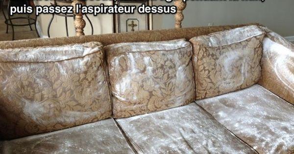 l'astuce pour nettoyer un canapé facilement. | cars, canapes and