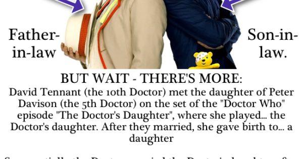 Doctor Who, the 5th Doctor and the 10th Doctor and the Doctors