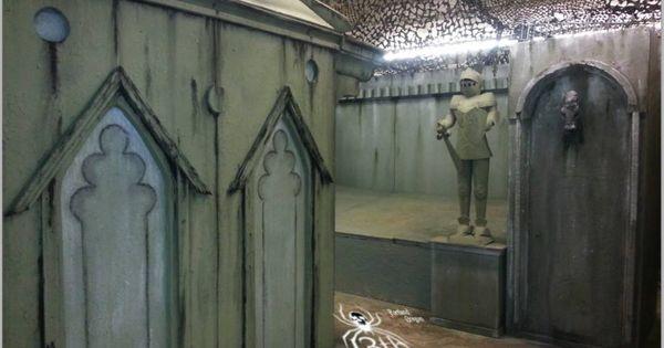 13th door haunted house crypt in portland oregon for 13 door haunted house