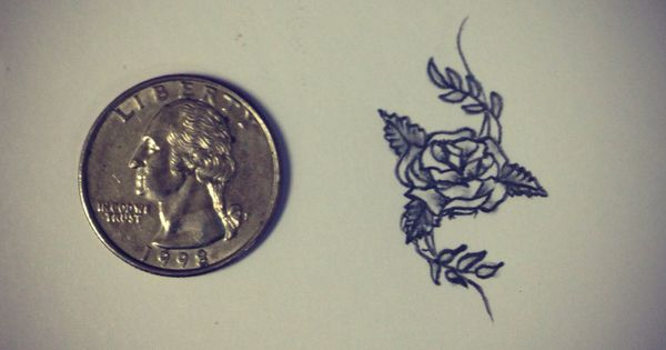 Small Rose Tattoo Sketch Drawing By Ranz Pinterest Rose Tattoos Sketch Drawing And Sketches