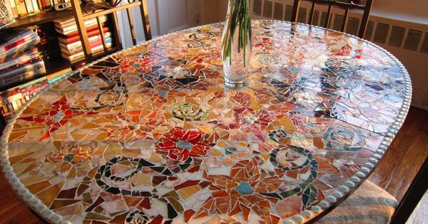 Glass marble granite tile mosaic table tile mosaics for Granite remnants los angeles ca