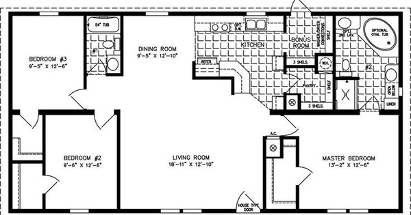 Central & Open To The Floor Plan, The Kitchen And Family