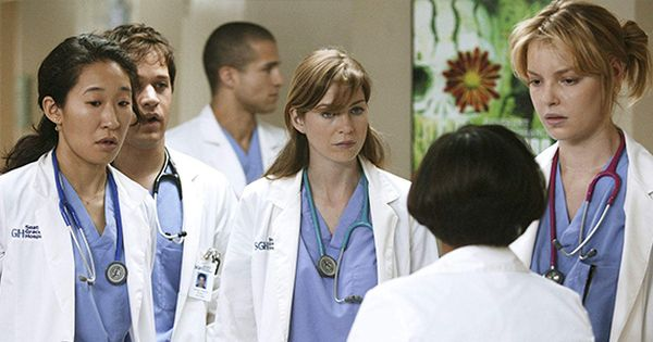 Quiz Which Grey S Anatomy Original Intern Are You Greys Anatomy Episodes Greys Anatomy Season Grey S Anatomy Tv Show