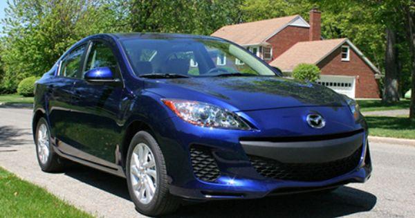 Monthly Car Review 2012 Mazda 3 I Touring Mazda 3 Mazda Car