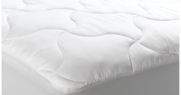Sleep Better Iso Cool 11 Ounce Quilted Mattress Pad Queen By