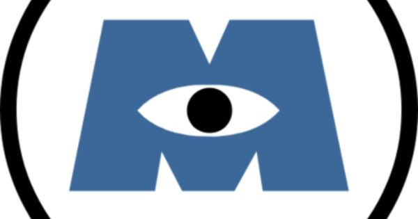 monsters inc msvg logos and monsters