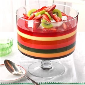 Who Knew You Could Do That With Jell O Gelatin Salad Gelatin Recipes Popular Desserts