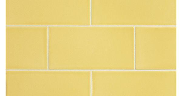yellow subway tile google search deli pinterest
