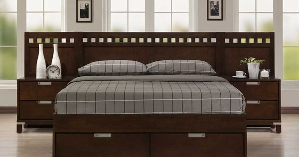 How To Maximize Space With A California King Bed