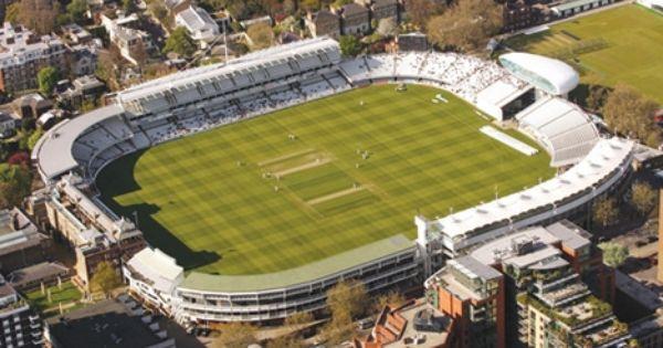 View World Beauty Lords Cricket Stadium Stadium Cricket Grounds